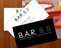 Identidad Revista B.A.R. & S.