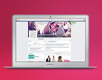 Sandra Russo Online Store - Branding, Social Media