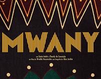 MWANY . identidade visual