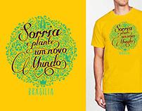 Camisa Convenção Seicho-No-Ie Brasília 2014