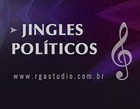 Jingles Políticos - Prefeito Vereador Deputado Eleições