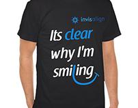 copy campañas y diseño en camisa
