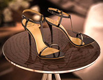 3D Design - Sandália