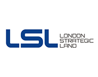 London Strategic Land Logo Design