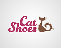 Cat Shoes - Marca e Identidade Visual