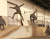 Echo / Clone Skateboarder
