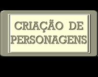 DESENVOLIMENTO DE PERSONAGENS