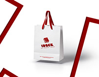 IDECK - Brand Identity Design - Mark