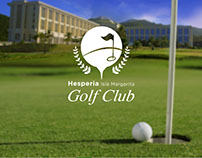 Logo Hesperia Isla Margarita Golf Club