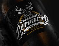 Cervario Beer logotype