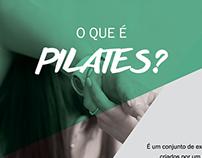 Material Impresso   Estúdio de Pilates