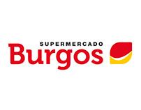 Re Diseño, Logo Supermercados Burgos
