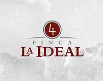 FINCA LA IDEAL - Proyecto de branding.