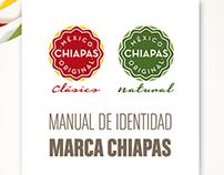 Manual de Identidad Marca Chiapas (Logo Pre-existente)