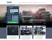 Landing Page TMAR
