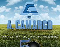 Campanha 50 Anos A. Camargo. Goiânia - GO