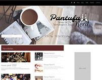 Pantufa Nerd Geek Blog