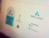 Etiquetas y tarjetas personales