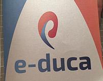 PDP - Projeto de Pesquisa (Projeto Gráfico) E-Duca