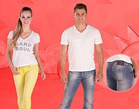 Catálogo Verão 2014/2015 Hardsoul Jeans