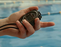 Promotional video for swimming school