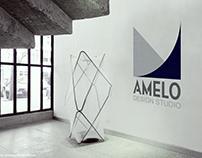 Identidade Visual - AMelo Design Studio