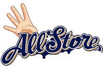 Logotipo 4All  Store