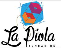 Lettering!! Fundación La Piola