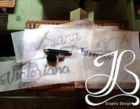 Lettering!! La Victoriana (Fábrica de Gelatinas)