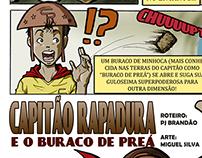 Capitão Rapadura e o Buraco do Preá