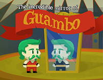 Pixel art for Guambo, a Jam Game.