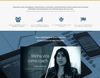 Landing Page | Sociedade Brasileira de Coaching