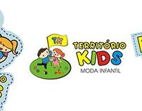 Logotipo Território Kids