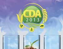 Cartaz CDA 2013