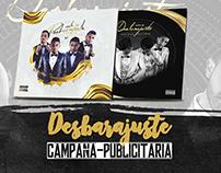 Promoción Musical - Instagram - Desbarajuste