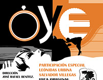Oye poster, for promotion animation