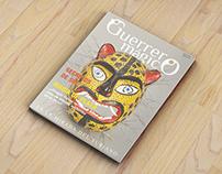 Diseño de Logotipo: Revista Guerrero Mágico