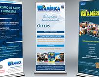 Banners - Ven América