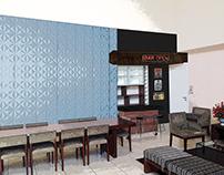 Projeto Salão de festas Airy