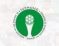 FUTMUSEO - Creación de Logotipo