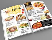 Diagramações Especial Gastronomia