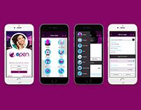 Propuestas de diseño para Open Mobile App