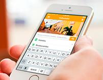 Despierta en Valladolid | App mobile