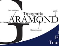 Tipografía con serif