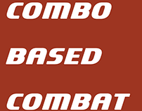 Combo Based Combat