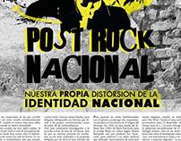Diseño de Suplemento - Rock Nacional