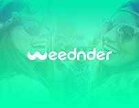 Weednder Brand Design