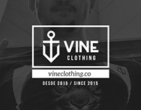 Vine Clothing - Camisetas