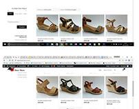 Site www.lojasshowshoes.com.br