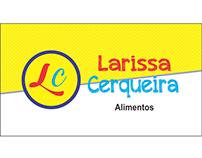 Cartão de visita LC